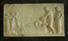 История массажа в Древней Греции