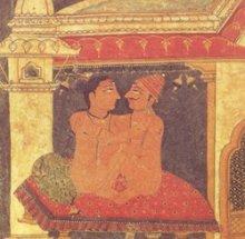 История массажа в Древней Индии