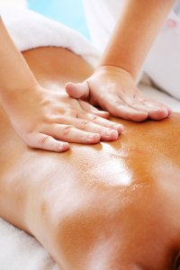 Моделирующий массаж тела