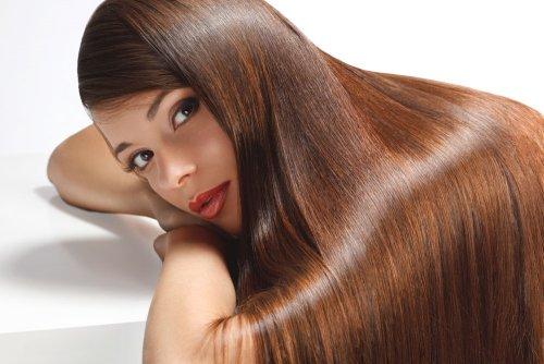 Холодное наращивание волос