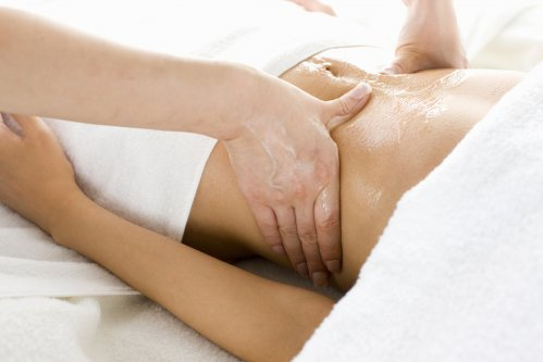 массаж от жира на животе отзывы