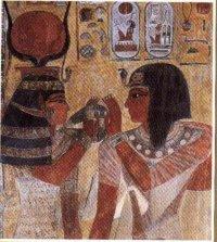 Наращивания ногтей в Древнем Египте