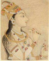 История наращивания ногтей в Индии