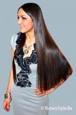 Наращивание волос блондинкам с короткими волосами отзывы
